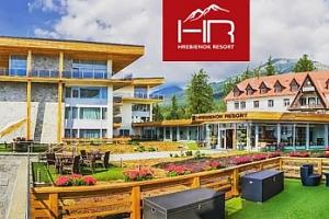 Luxusní apartmány*** ve Vysokých Tatrách pro dva včetně stravy...