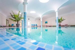 Maďarsko v moderním Termal Hotelu Mesteri *** propojeném s lázněmi + polopenze...