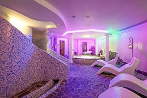 Vysoké Tatry: Hotel Nezábudka *** s all inclusive nápoji a wellness...