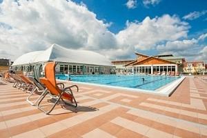 Mosonmagyaróvár: Thermal Hotel Superior *** s wellness a jen 50 m od lázní...