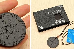 Přívěšek Quantum Science - krásný dárek, který nejen potěší, ale i upevní zdraví....