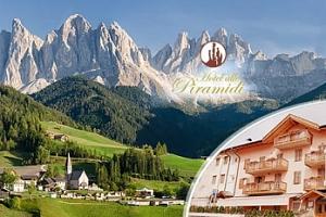 Itálie - Jižní Tyrolsko*** na 5 dní pro dva se snídaněmi a bazénem...