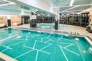 Eger v luxusním hotelu Eger & Park **** s polopenzí a neomezeným wellness...
