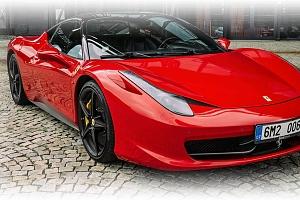 Rychlostí blesku: Jízda ve Ferrari 458 Italia...
