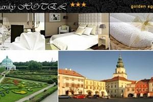 Letní Kroměřížsko 4 dny - 3 noci s polopenzí a celodeními vstupenkami na koupaliště v Pivovarském…...