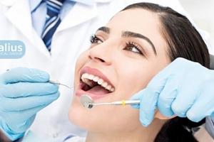 Dentální hygiena vč. vstupní prohlídky a Airflow na Žižkově...