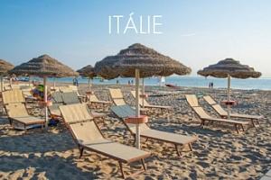 Itálie/Rimini: 7 nocí pro 1 os. s polopenzí + dítě do 7 let zdarma...