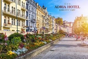 Karlovy Vary: 3 dny pro 2 osoby se snídaněmi...