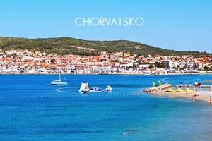 Chorvatsko - Vodice: 8 dní pro 1 osobu + možnost dopravy...