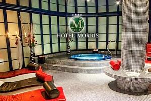 Hotel Morris Česká Lípa pro dva + polopenze a procedury...
