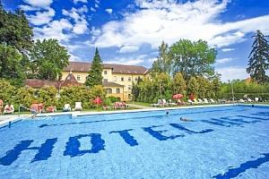 Hévíz: Hunguest Hotel Helios *** s neomezeným wellness a rozšířenou polopenzí...