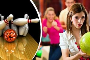 Zahrajte si bowling v Bowling clubu Rubín v Ostravě - 60 minut zábavy....