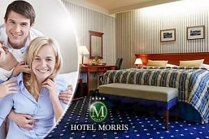 4* Golf hotel Morris Mariánské Lázně: 5 dní pro dva a 1 dítě...
