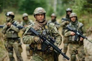 Zbraně a taktiky II. světové války...