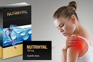 NUTRIHYAL pro zdravé klouby a kosti, kvalitní vlasy i kůži...