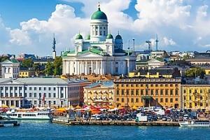 7denní expedice Pobaltím s návštěvou Helsinek pro 1 osobu...