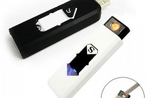 USB dobíjecí elektronický zapalovač...