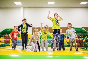 Celodenní vstup do dětského světa Lvíček v Plzni pro 1 dítě...