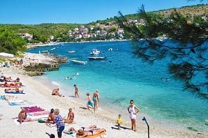 8denní pobyt pro 1 osobu u moře ve 2lůžkovém apartmánu na ostrově Čiovo v Chorvatsku...