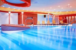 Dunajská Streda s luxusním neomezeným wellness a polopenzí v Hotelu Therma ****...