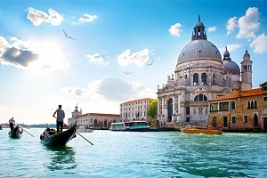 4denní zájezd pro 1 do Benátek, Verony a k Lago di Garda v Itálii...