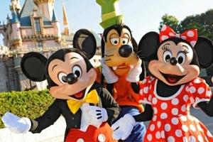 3denní výlet do Disneylandu v Paříži pro 1 osobu...