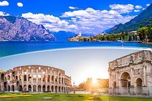 6denní zájezd do Itálie od severu na jih pro 1 os. + 3 noci se snídaní...