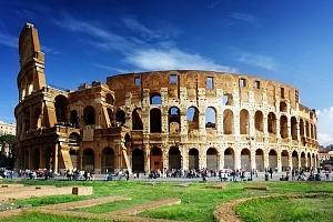 5denní zájezd pro 1 do Říma s prohlídkou města a koupáním v Ostii...