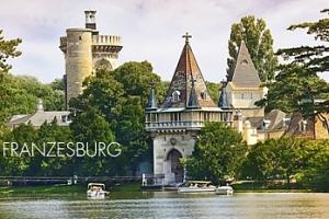 Výlet na zámek Franzesburg, podzemní jezero a čokoládovnu v Rakousku...