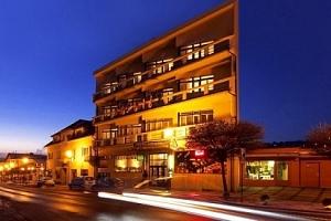 3 až 8denní wellness pobyt pro 2 se snídaněmi v hotelu Krystal*** v Luhačovicích...