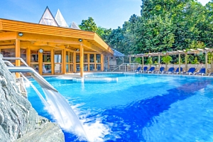 Health Spa Hotel Hévíz ****superior s neomezeným wellness a polopenzí plus...