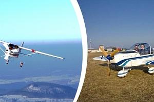 Pilotem letadla na zkoušku. Vyberte si zda poletíte ULL Skylane nebo ULL Eurostar 20 nebo 30 minut....