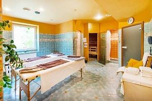3–6denní wellness pobyt pro 2 s různými procedurami v hotelu Haná v Mariánských Lázních...