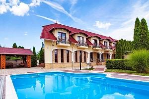 Maďarské lázně Bük: osvěžující relax v penzionu s vířivkou, venkovním bazénem a polopenzí +…...