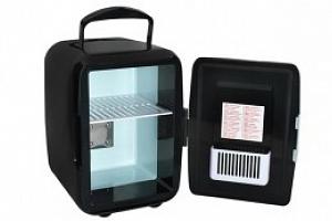 Přenosná lednice 4L, černá, 5794...