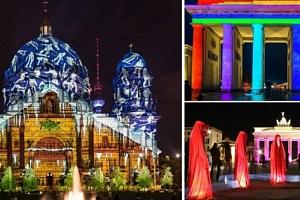 Festival světel v Berlíně 2018, 6. 10. 2018 - 7. 10. 2018, nástupní místa Praha, Lovosice, Ústí nad...