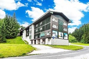Krkonoše: Špindlerův Mlýn v rodinném Hotelu Lenka *** s polopenzí a saunou...
