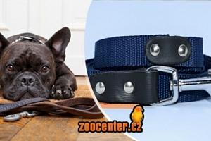 Vodítko pro psy z kvalitního nylonu - 9 barevných variant...