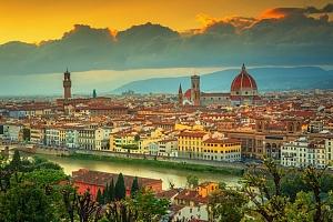 6denní zájezd pro 1 za krásami Toskánska do Florencie, Pisy, Sieny a na Elbu...