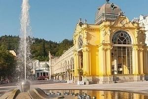 3 až 6denní letní pobyt pro 2 s wellness procedurami v hotelu Fontána*** v Mariánkách...