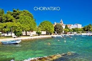 Chorvatsko - Turanj na 7 či 11 nocí pro 1 osobu v apartmá u moře...