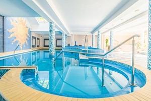 Trenčianske Teplice ve Vile Anna **** se vstupem do bazénu Grand a polopenzí...