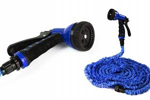 Flexibilní zahradní hadice X-Hose o délce až 22 metrů...