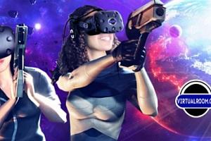 Virtuální realita pro 2 až 15 hráčů na 50-230 min. + instruktáž...