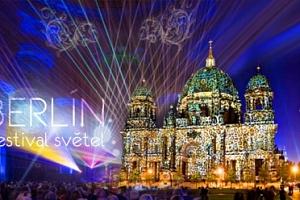 Festival světel v Berlíně - výlet pro 1 osobu 6.-7. 10. 2018...
