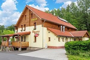 3 až 6denní pobyt s polopenzí v penzionu Hamerská Jizba v Krušných horách pro 2...