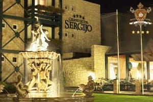 Slovensko, Grand Boutique Hotelu Sergijo na 2-6 dny pro dva...