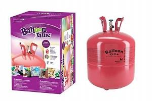 450litrová lahev helia na naplnění až 50 balonků...