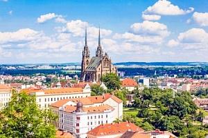Brno v Penzionu ST Varadero s polopenzí - blízko do centra i Moravského krasu...