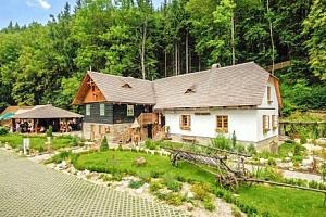 Beskydy: luxusní odpočinek v areálu Na Mlýně s polopenzí a privátním wellness...